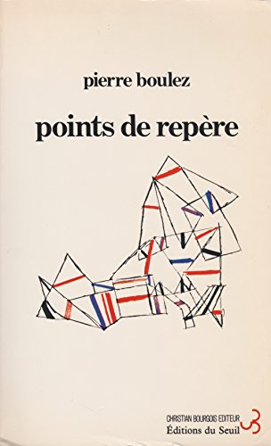 9782267002768: Points de repere (Collection Musique/Passe/Present) (French Edition)