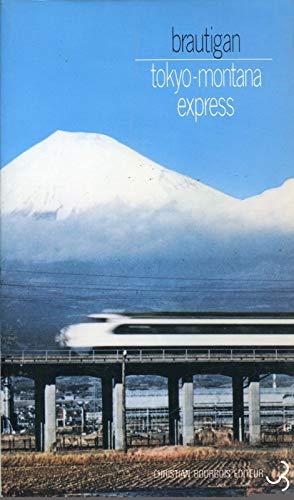 9782267002898: Tokyo-Montana express