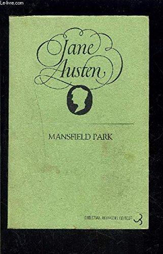 Mansfield Park (2267002922) by JANE AUSTEN