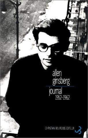 Journal, 1952-1962 (2267003627) by Ginsberg, Allen; Ball, Gordon