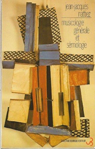 9782267005004: Musicologie générale et sémiologie