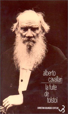 La Fuite de TolstoÃ: Alberto Cavallari, Jean-Paul Manganaro