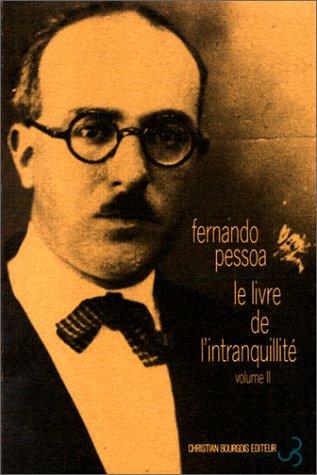 9782267009866: Le Livre de l'intranquillité de Bernardo Soares, [Tome 3, Vol-2]