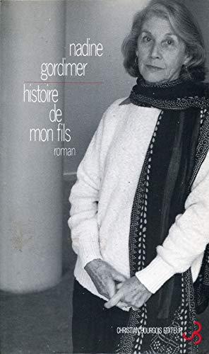 Histoire de mon fils: Nadine Gordimer