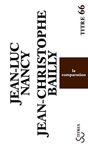 """9782267010749: La comparution: Politique à venir (Collection """"Détroits"""") (French Edition)"""