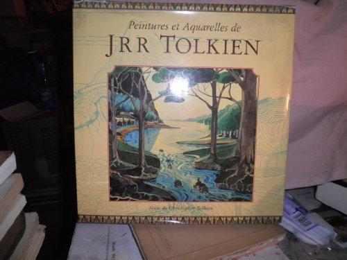 9782267012347: Peintures et aquarelles de Tolkien