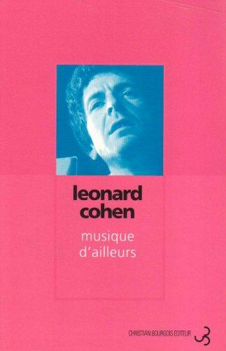 Musique d'ailleurs (2267012502) by Leonard Cohen