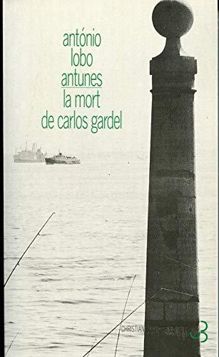 9782267013139: La mort de Carlos Gardel