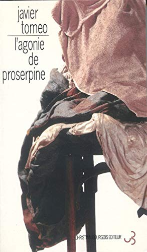 9782267013597: L'Agonie de Proserpine