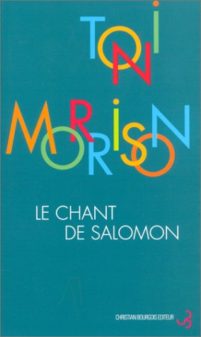 9782267013702: Le chant de Salomon