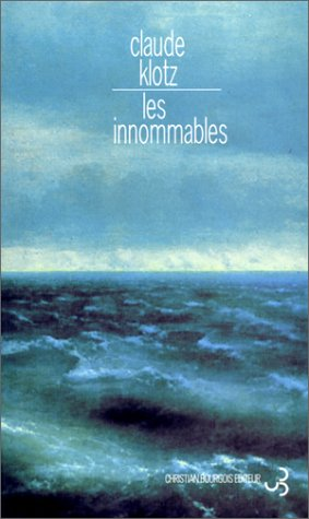 9782267014211: Les innommables