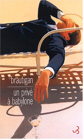 9782267017007: Un privé à Babylone, roman policier 1942