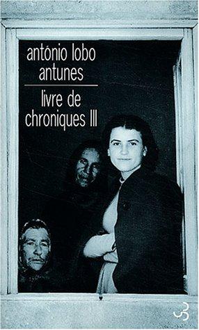 9782267017137: Livre des chroniques, tome 3