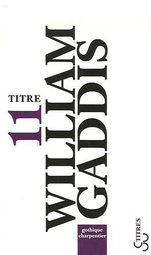 9782267018349: gothique charpentier