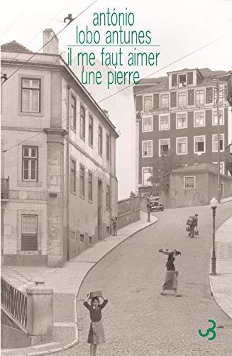 Il me faut aimer une pierre (French Edition): António Lobo Antunes