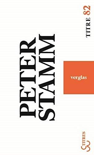 VERGLAS: STAMM PETER