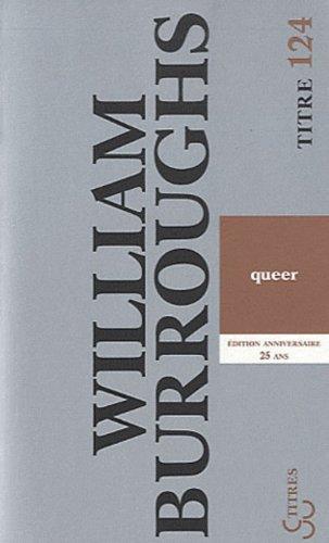 9782267021189: Queer