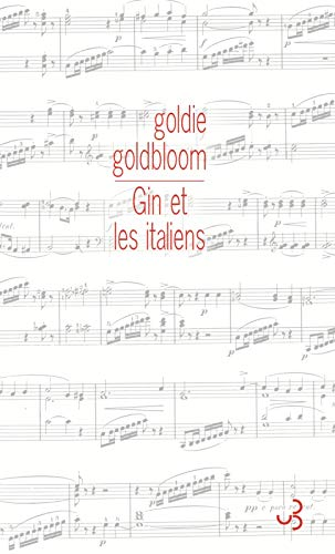 Gin et les italiens (French Edition): Goldie Goldbloom