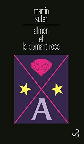9782267023589: allmen et le diamant rose