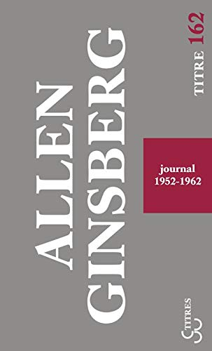 9782267024142: Journal 1952-1962 (French Edition)