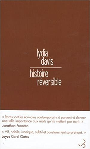 HISTOIRE RÉVERSIBLE: DAVIS LYDIA