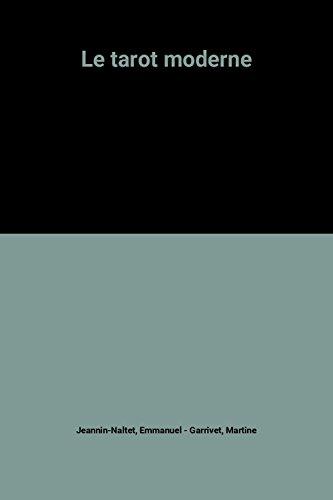 9782268002286: Le tarot moderne
