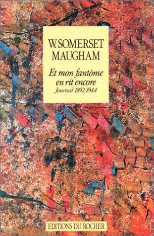 9782268008158: Et mon fantôme en rit encore: Journal 1892-1944 (Alphée)