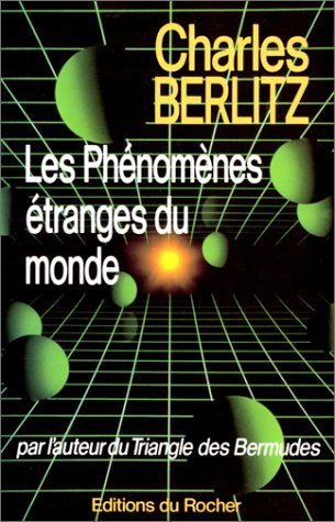 9782268008189: PHENOME ETRANGES DU MONDE
