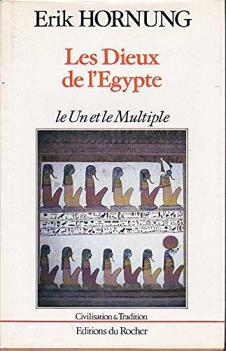 9782268009476: Dieux de l'Egypte