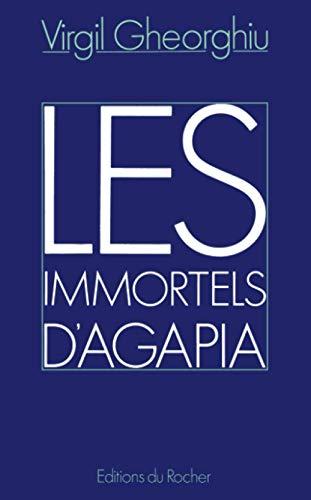 9782268011783: Les immortels d'Agapia