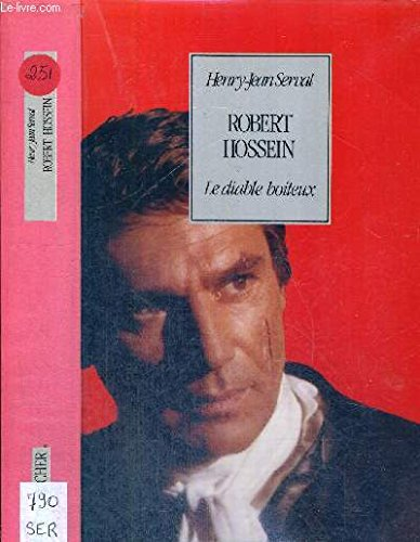 9782268011929: Robert Hossein: Le diable boiteux (Collection Danielle Pampuzac) (French Edition)