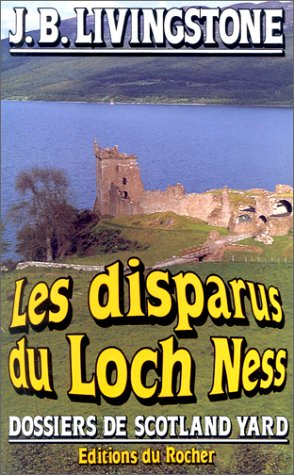 9782268012261: Les disparus du loch Ness