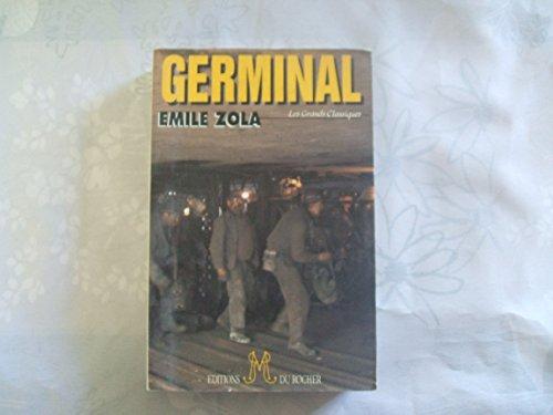 Germinal (French Language Edition): Zola, Emile