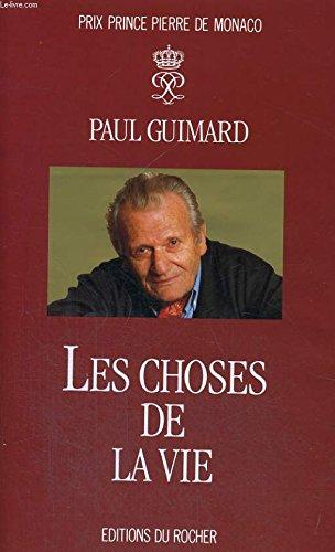 9782268017792: Les Choses de la vie