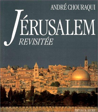 9782268021065: Jérusalem revisitée