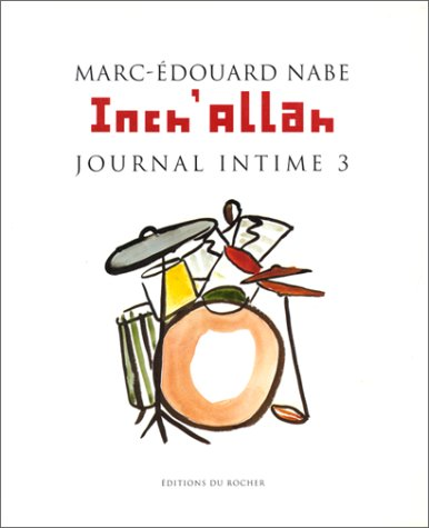 9782268022970: Inch'Allah, journal intime 3