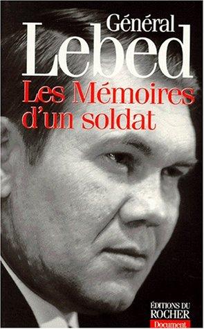 9782268027074: Les mémoires d'un soldat