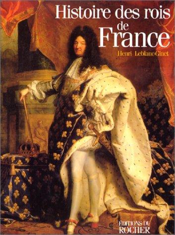 9782268027524: Les rois de France