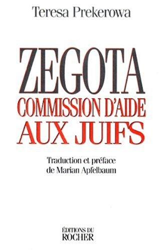Zegota, commission d'aide aux Juifs: Prekerowa, Teresa
