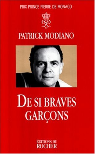 9782268032924: De si braves garcons (French Edition)