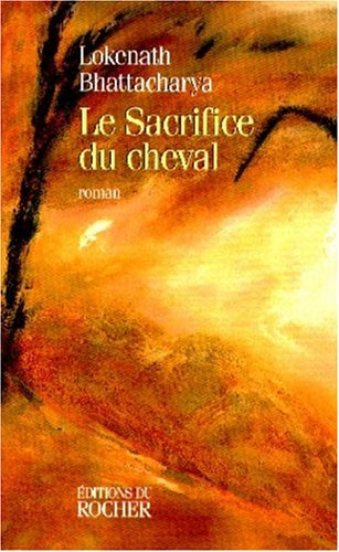 9782268033303: Le sacrifice du cheval