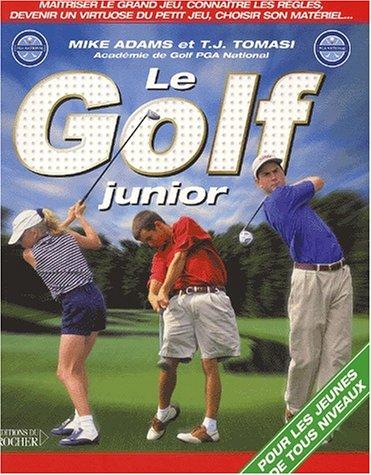 le Golf junior: Mike Adams