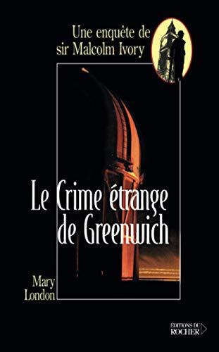 9782268045979: Le Crime étrange de Greenwich