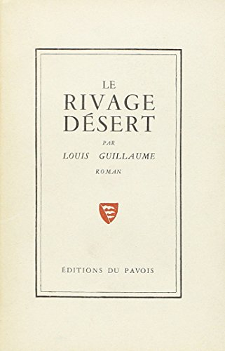 9782268046358: Le Rivage Desert (French Edition)