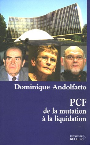 9782268055046: PCF (French Edition)