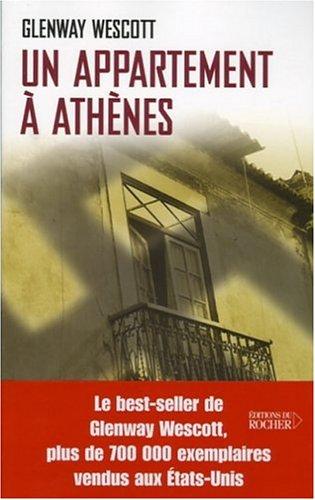 9782268055626: Un appartement à Athènes