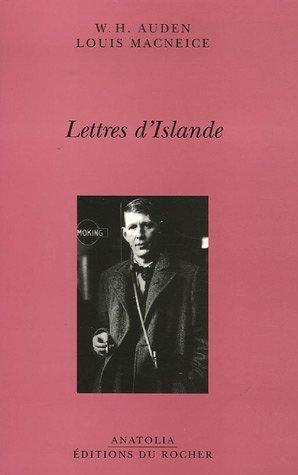9782268058306: Lettres d'Islande : 1936