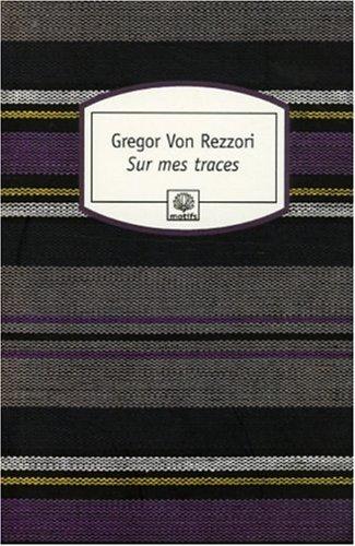 9782268059396: Sur mes traces : Mémoires