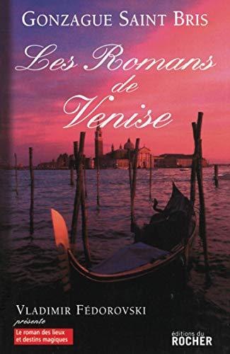 9782268063072: Les Romans de Venise