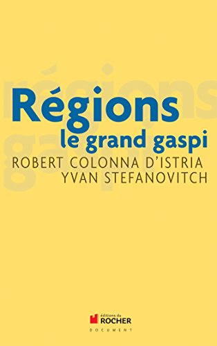 9782268068824: Régions (French Edition)